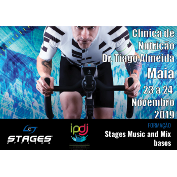 Formação Music and Mix Stages - Maia - 23 a 26 N...