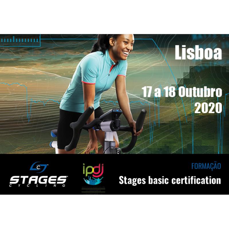 Formação Inicial básica de Instrutores Stages - Lisboa - 17 a 18 Outubro 2020
