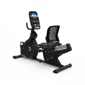 Recumbent Bike Black R628