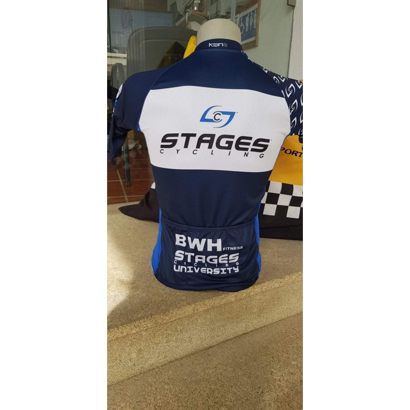 Jersey Stages azul