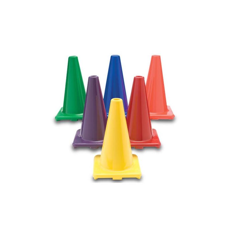 Cones de Marcação com 38 cm de Altura